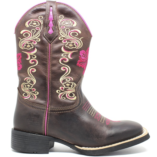 Bota Texana Feminina High Country 7423 Crazy Horse Café