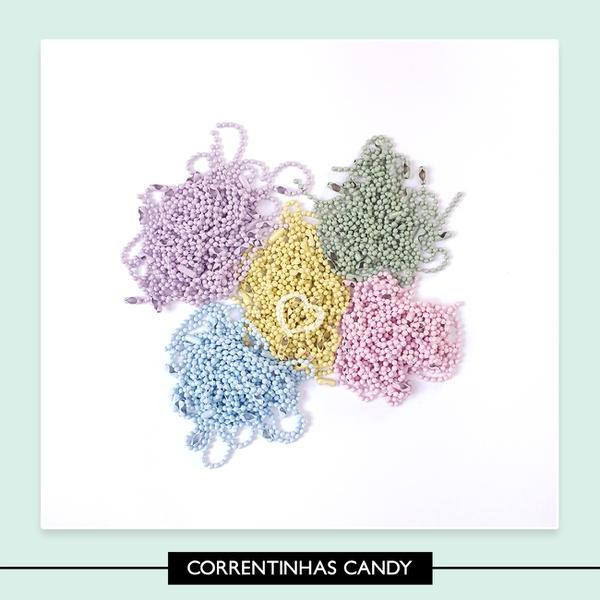 Corrente de Bolinhas - Candy