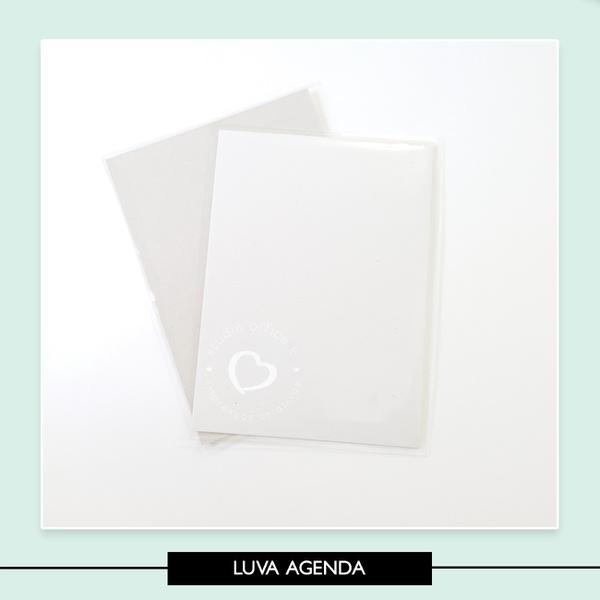 Luva Plástica - Agenda