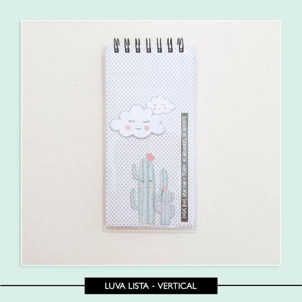 Luva Plástica Vertical - Lista Tarefas PAR