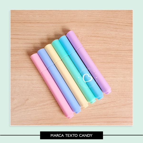Marca Texto - Candy
