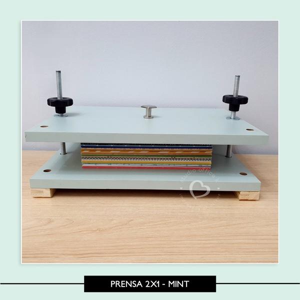 Prensa 2x1 - Mint