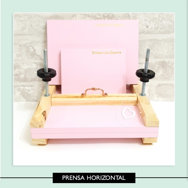 Prensa Horizontal - A5