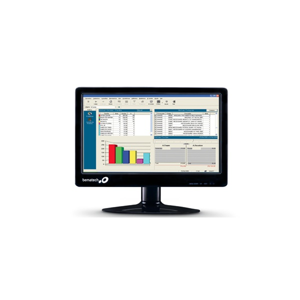 "Monitor LED LM-15"" Widscreen"