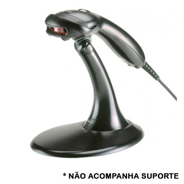 Leitor de Codigo de Barras Laser MK9520 Preto TECLADO
