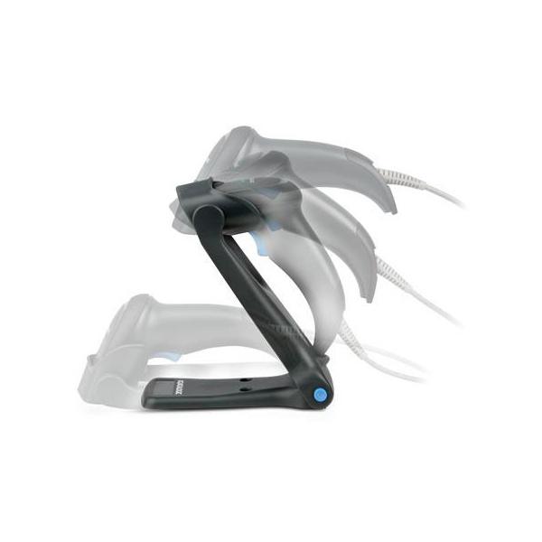 QUICKSCAN QW2120 PRETO USB - Leitor Linear Imager USB preto c/pedestal