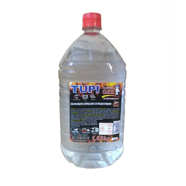 Álcool Gel Acendedor 80º