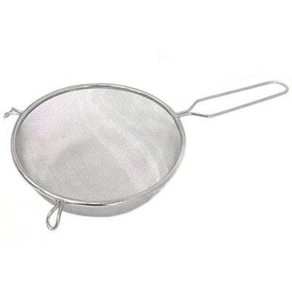 Peneira em Aço Inox 24 cm