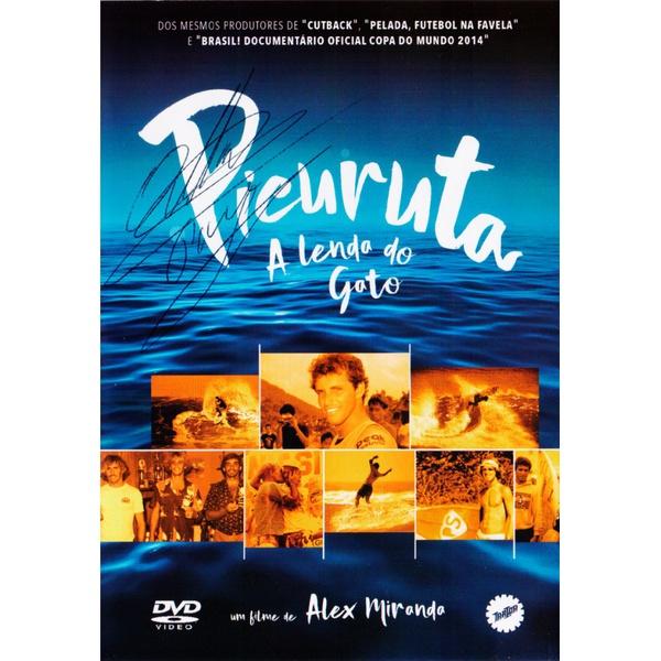 Picuruta, A Lenda do Gato DVD