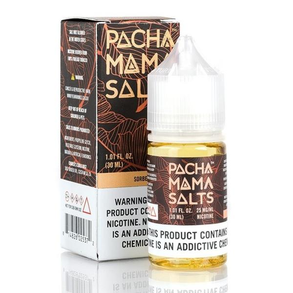 CHARLIE PACHA MAMA SALTS SORBET 30 ML 25MG