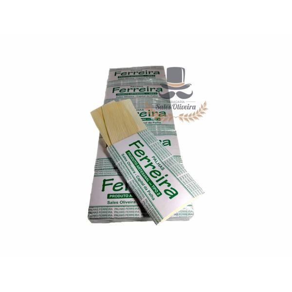 Palhas para cigarros Ferreira Tipo II (50 maços de 10 palhas) 500 unid