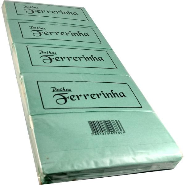 Palhas para cigarros Ferreirinha (50 maços de 10 palhas) 500 unid