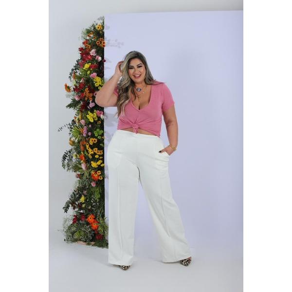 Calça Pantalona Júlia