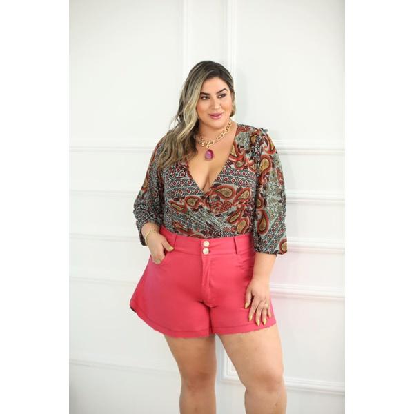 Shorts Godê Pink