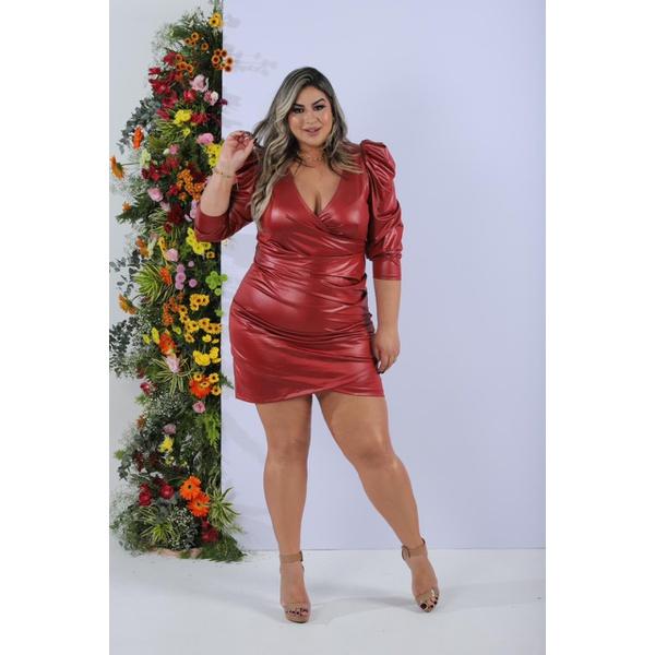Vestido drapeado Nicole