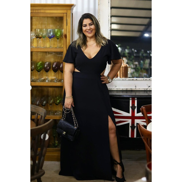 Vestido Mônaco