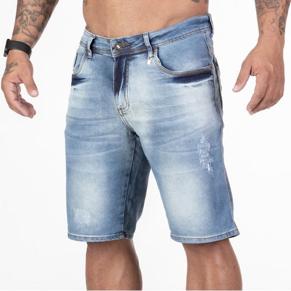BERMUDA Diesel Jeans Claro