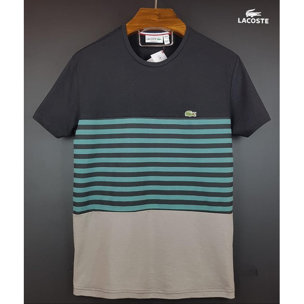 Camiseta Lac Listras Preta