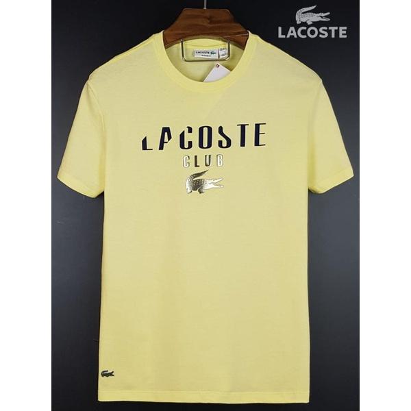 Camiseta Lac club Amarela
