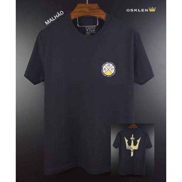 Camiseta Osk Preta