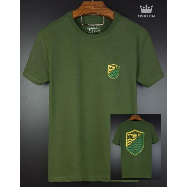 Camiseta Osk Verde musgo
