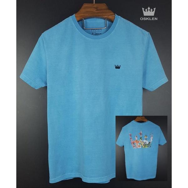 Camiseta Osk Azul 1