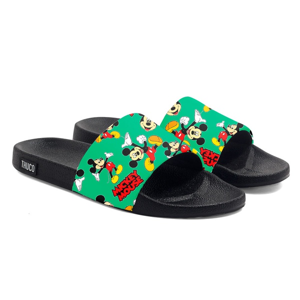 CHINELO SLIDE MICKEY MOUSE