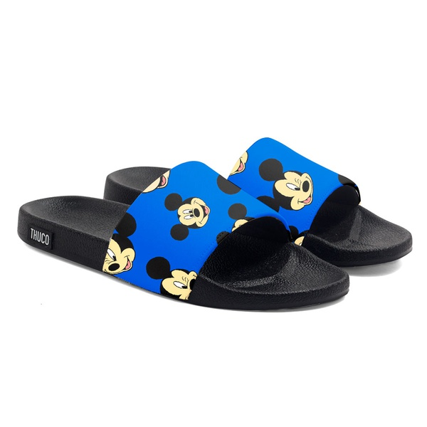 CHINELO SLIDE MICKEY PISCADA