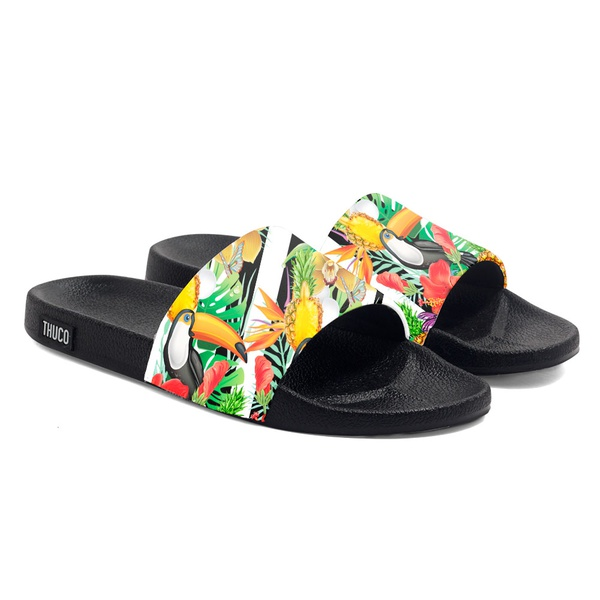 CHINELO SLIDE TROPICAL