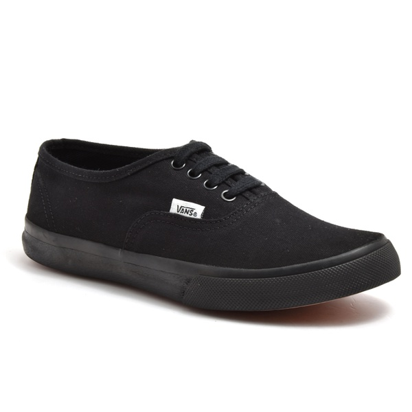 TENIS VS AUTHENTIC PRETO C/ PRETO Copia