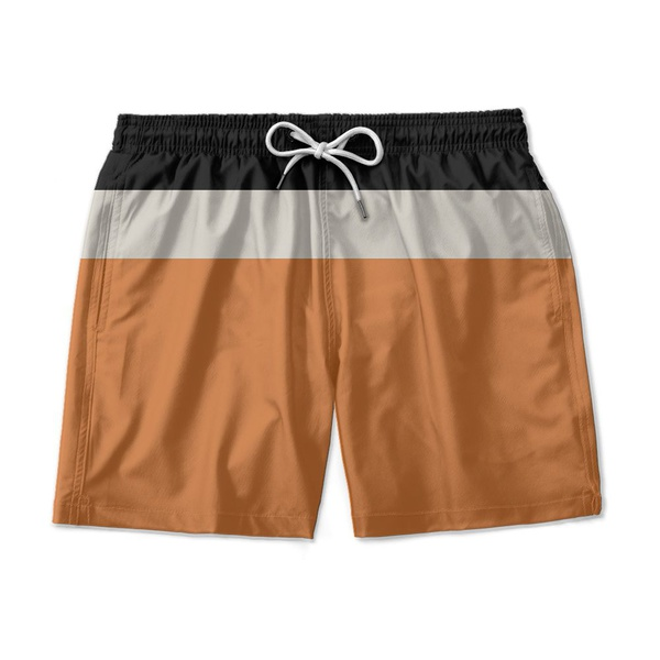 SHORT PRAIA YOUNG ORANGE