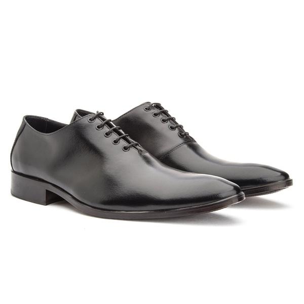 Sapato Wholecut Premium Masculino Solado em Couro