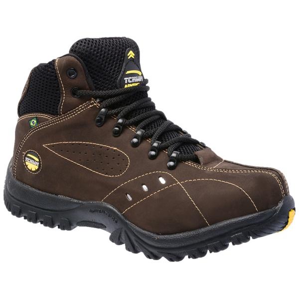 Bota Coturno Adventure Boots Nobuck Café