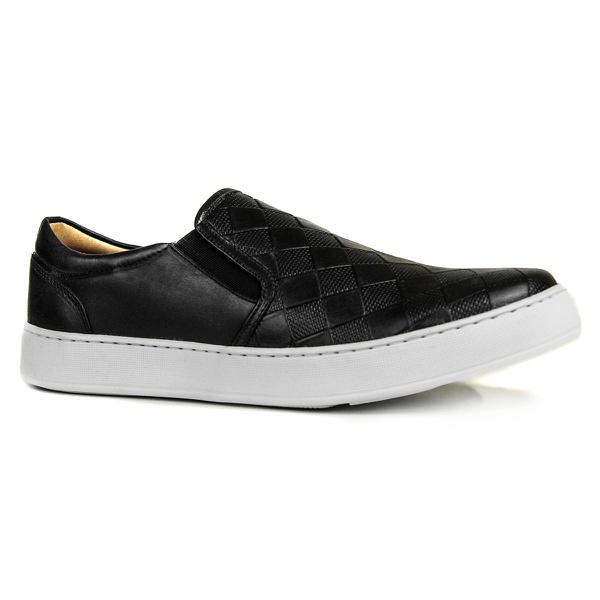 Iate Masculino Tchwm Shoes Couro Premium