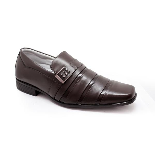 Sapato Social Masculino Roma Couro