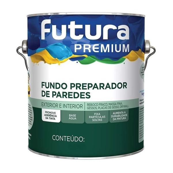 FUNDO PREPARADOR BASE ÁGUA 3,6L FUTURA