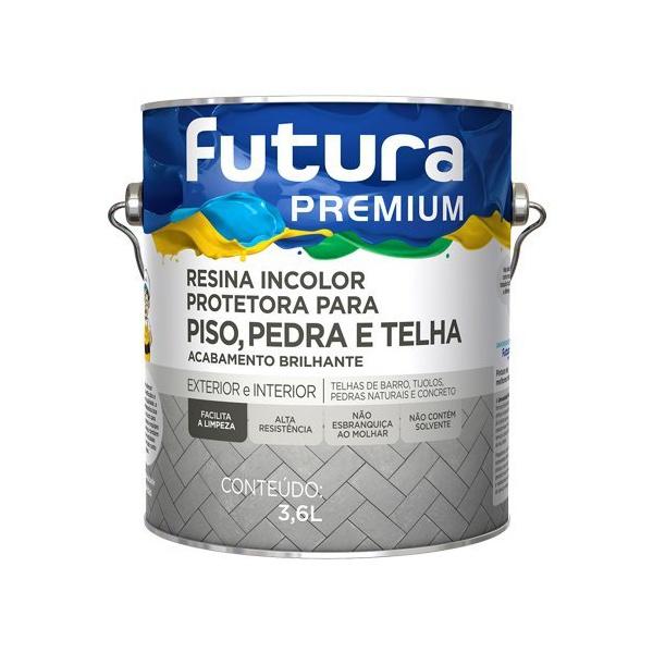 RESINA ACRÍLICA 3,6L FUTURA
