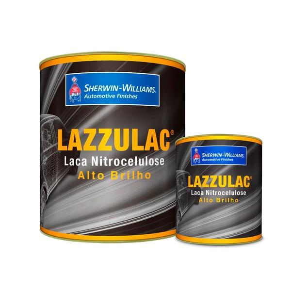 LACA PRETO FOSCO 3,6L LAZZURIL