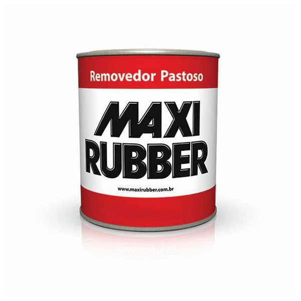 REMOVEDOR PASTOSO 4KG MAXI RUBBER