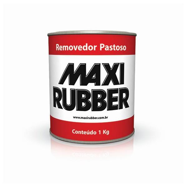 REMOVEDOR PASTOSO 1KG MAXI RUBBER