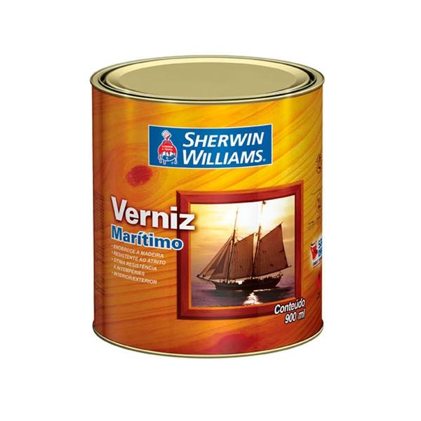 VERNIZ MARÍTIMO BRILHANTE SHERWIN WILLIAMS 0,9L