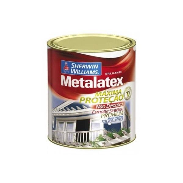 ESMALTE ACETINADO METALATEX 0,9L
