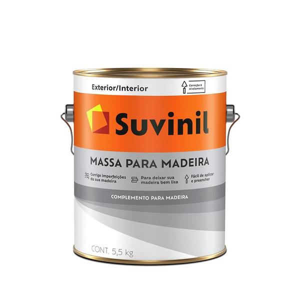 MASSA PARA MADEIRA SUVINIL 3,6L