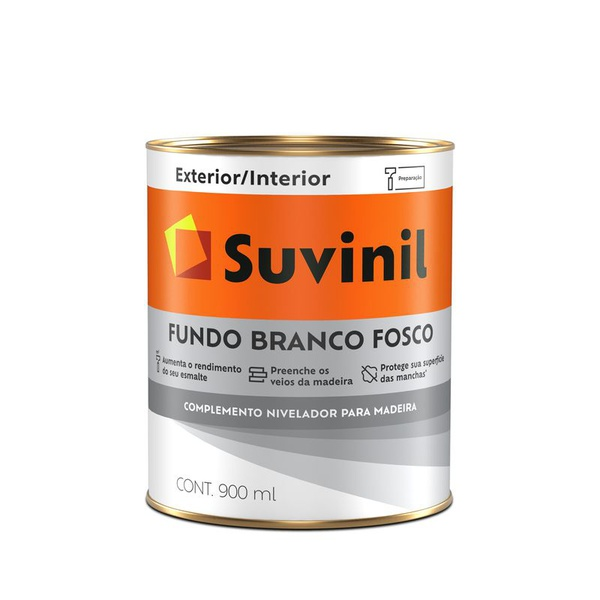 FUNDO BRANCO FOSCO SUVINIL 0,9L