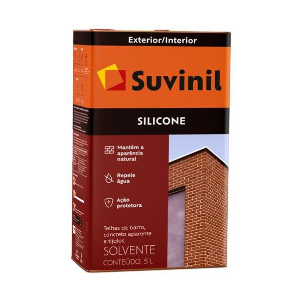 SILICONE SUVINIL 5L