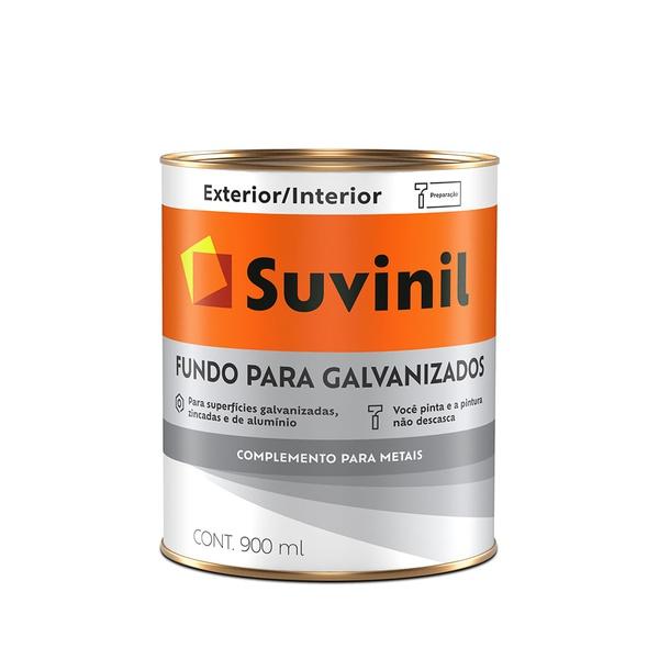 FUNDO GALVANIZADO SUVINIL 0,9L