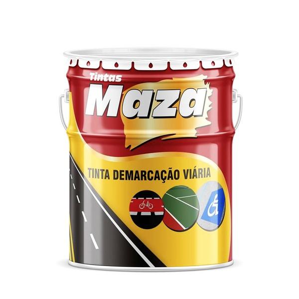 MAZA DEMARCAÇÃO ACRILICO 18L