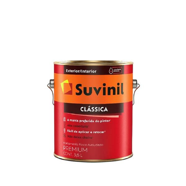 SUVINIL A CLASSICA PVA BRANCO 3,6L