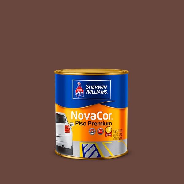 NOVACOR PISO MARROM 0,9L