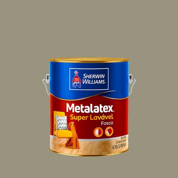 METALATEX FOSCO SUPERLAVÁVEL CONCRETO 3,6L